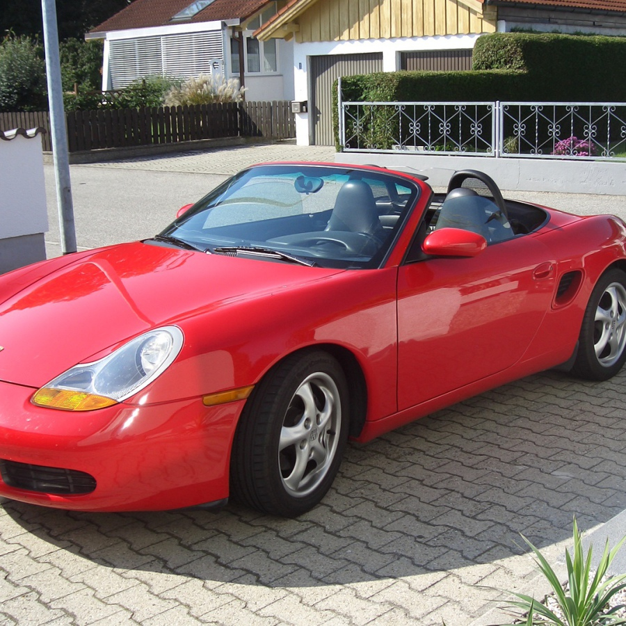 986 Boxster