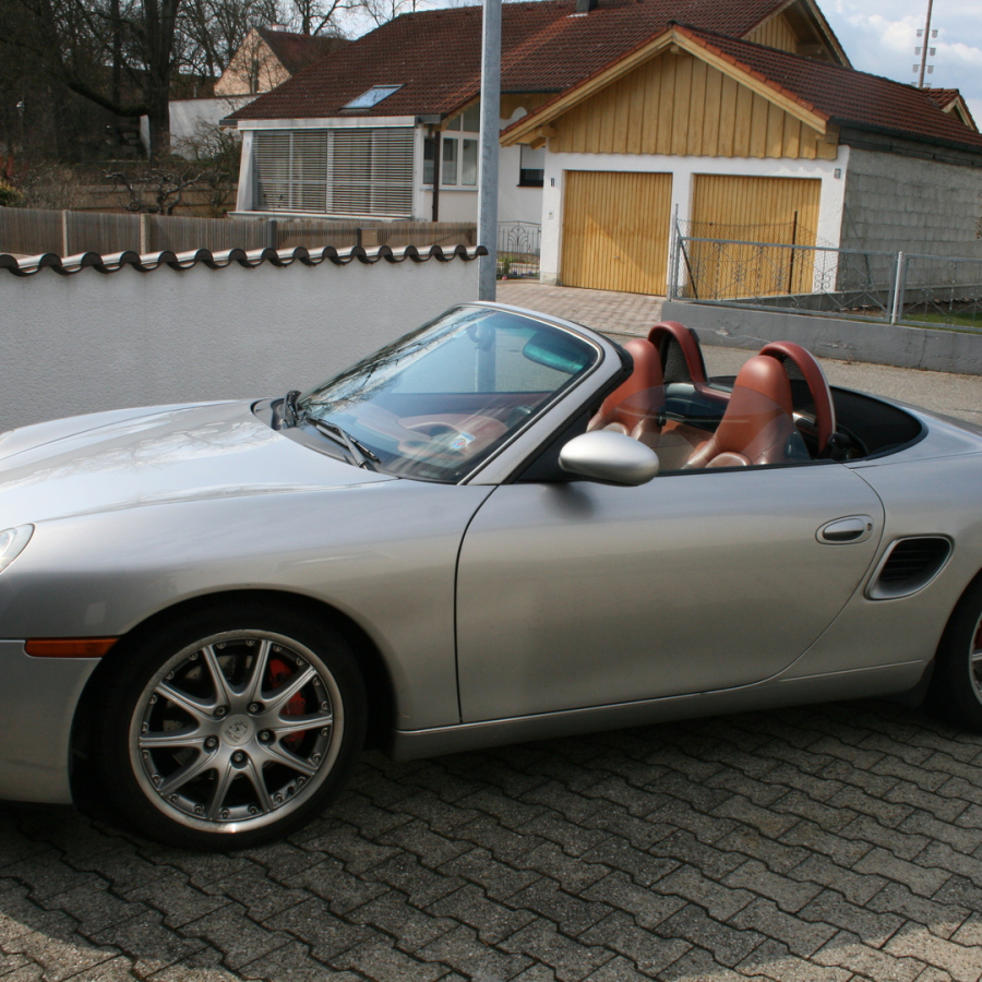 986 Boxster S